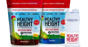 Healthy Height Protein Drink Lands in Asia-Pacific Region