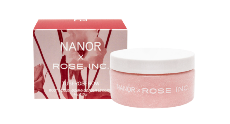 Nanor Partners with Rosie Huntington-Whiteley and Rose Inc.