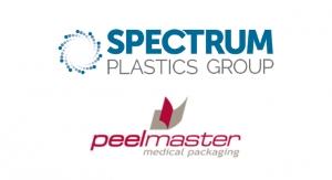 Spectrum Plastics Group Acquires PeelMaster Medical Packaging Corporation