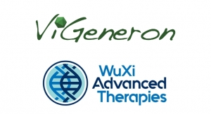 ViGeneron and WuXi Advanced Therapies Enter Partnership