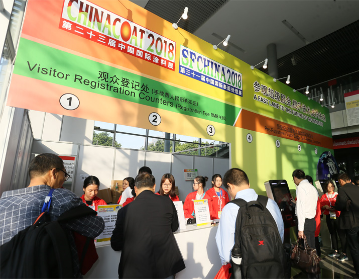 Chinacoat Event Info