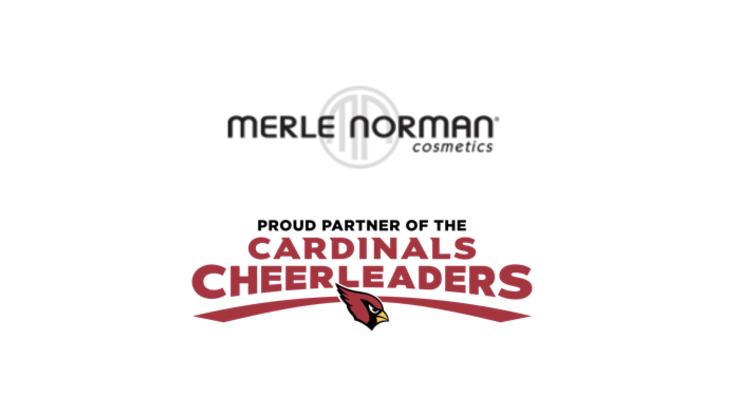 Merle Norman Partners with Cardinal Cheerleaders