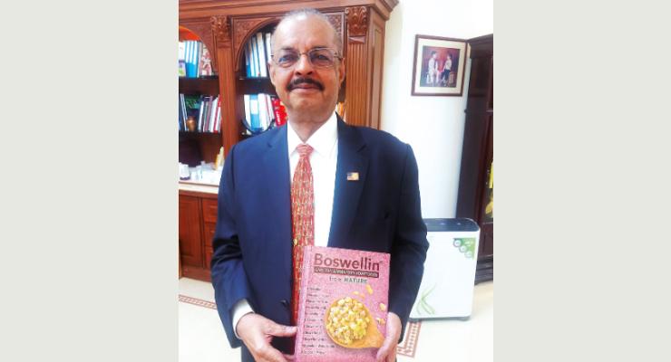 Sabinsa Founder Publishes Book