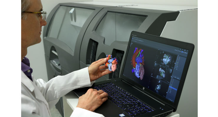 3D Systems, Veterans Health Administration Collaborate to Improve Patient Care