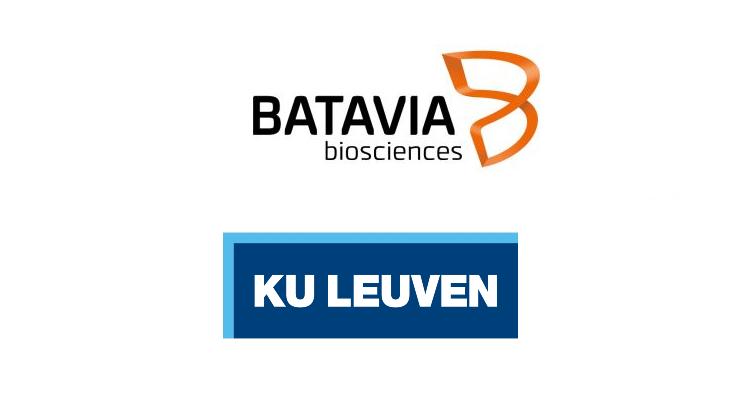 Batavia Biosciences and KU Leuven Join Forces