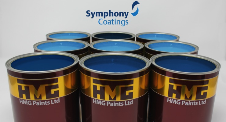 HMG Paints Ltd., Symphony Coatings Partner