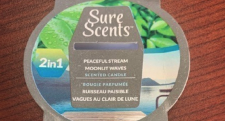 ADCO Recalls Candles Due to Fire and Burn Hazards