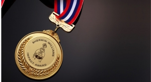 Sherwin-Williams Announces 2020 Water, Wastewater Impact Award Winners