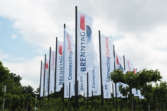Brenntag Signs Distribution Agreement with Elementis Specialties