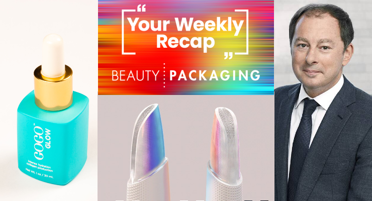 Weekly Recap: Gogo Beauty, Smart Reusable Lipsticks & More