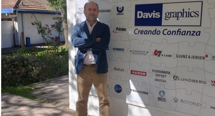 Davis Graphics Appointed Xeikon Dealer in Chile