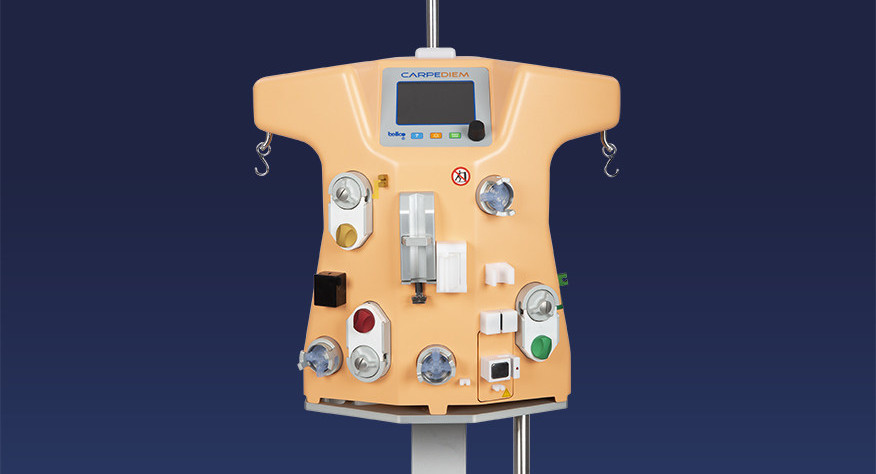 Medtronic Launches Pediatric/Neonatal Acute Dialysis Machine