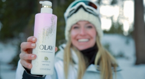 Olay Partners with Snowboarder Jamie Anderson