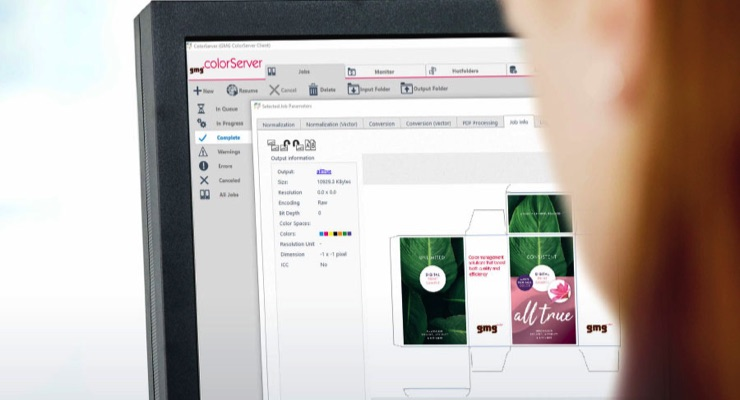 Simplifying digital printing with centralized color management