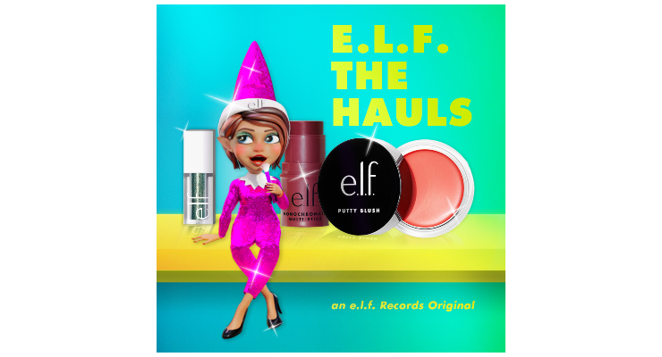 e.l.f. Cosmetics Releases Holiday Album