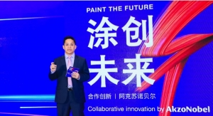 AkzoNobel Springs for 2021 Paint the Future Startup Challenge in China