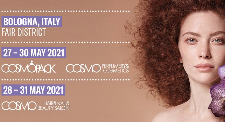 Cosmoprof Worldwide Bologna Rescheduled to May 2021