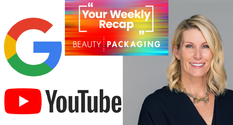 Weekly Recap: Google and YouTube Unveil Trend Reports, Revlon Appoints CMO & More