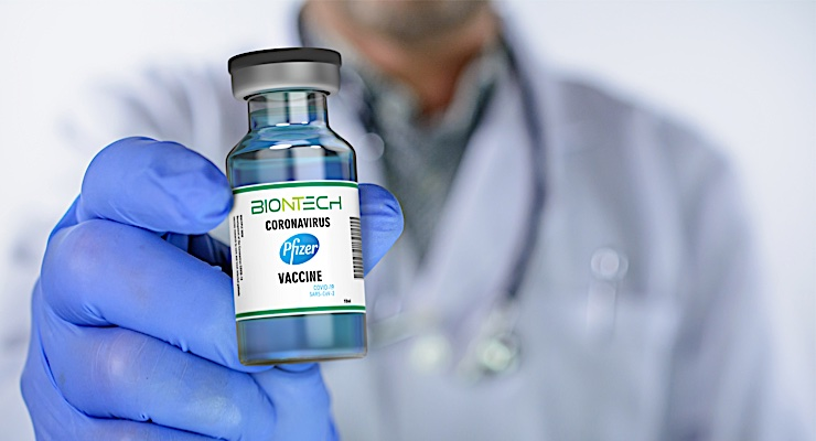 Pfizer, BioNTech Covid-19 Vax Authorized in the U.S.