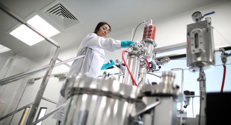 CPI Scales Up Manufacturing of Pyocin S5