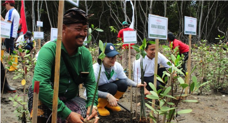 PT Mowilex Helps Protect 65,000 Forested Hectares