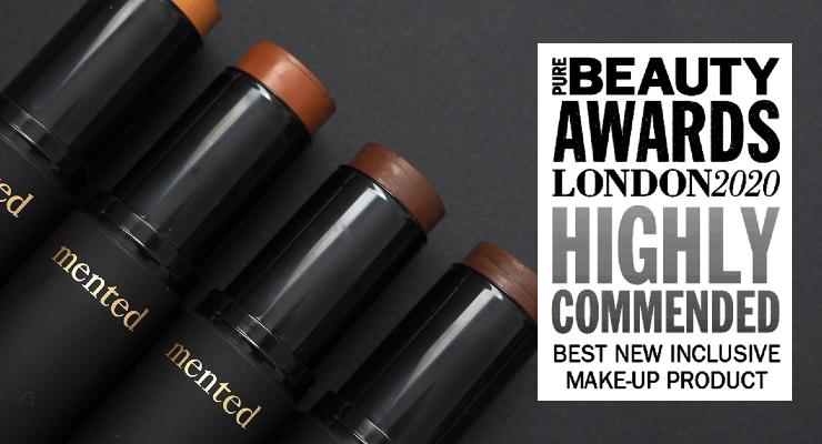 WWP Beauty and Mented Cosmetics Earn Inclusivity Award