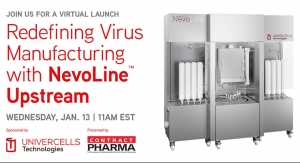 [VIRTUAL LAUNCH] Redefining Virus Manufacturing with NevoLine™ Upstream