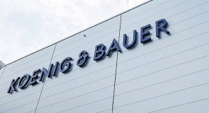 Koenig & Bauer Sharpens Sustainability Focus