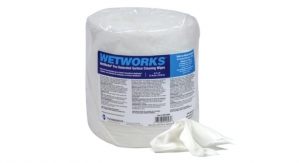 Hospeco Launches WetWorks Pre-Saturated Cleaning Wipes