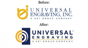 Universal Engraving Revamps Logo and Website