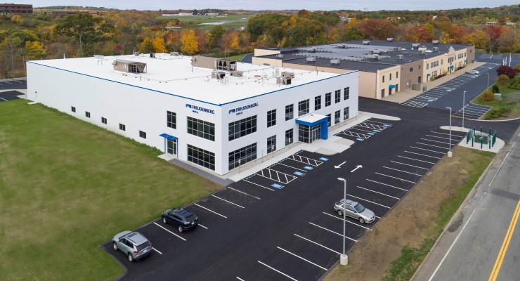 New Global Headquarters for Freudenberg Medical