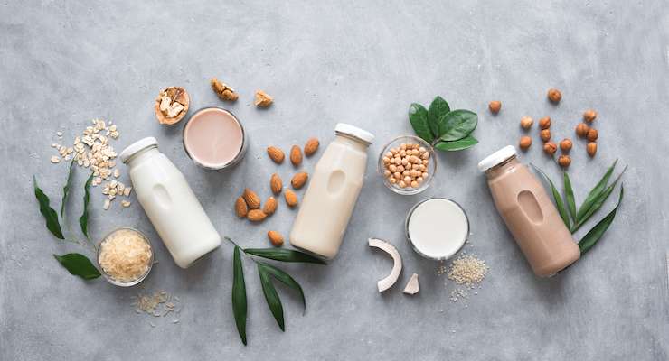 Prinova Launches New Plant Premixes for Dairy Alternatives