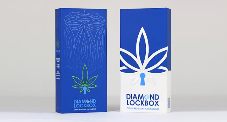 Diamond Packaging Introduces Lockbox