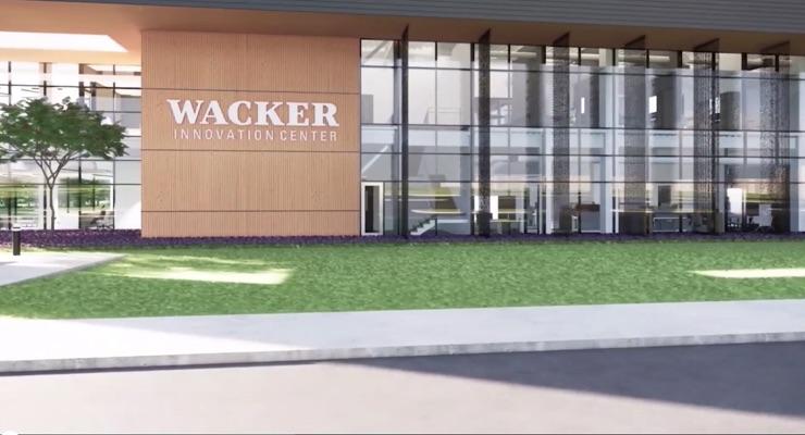 Wacker Begins Construction on Innovation Center