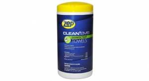 Zep Expands Manufacturing and Distribution of Wipes