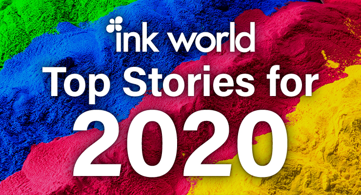 Ink World's Top Stories for 2020