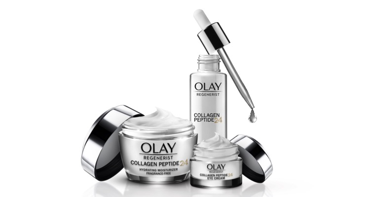 Olay's Collagen Push