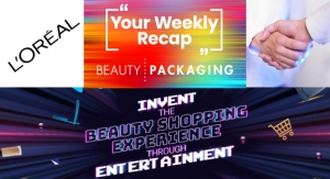 Weekly Recap: L'Oréal Launches Innovation Competition, Top Deals and Acquisitions of 2020 & More
