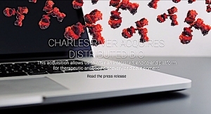 Charles River Labs Acquires Distributed Bio