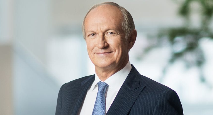 Jean-Paul Agon Receives Promotion from Legion of Honor
