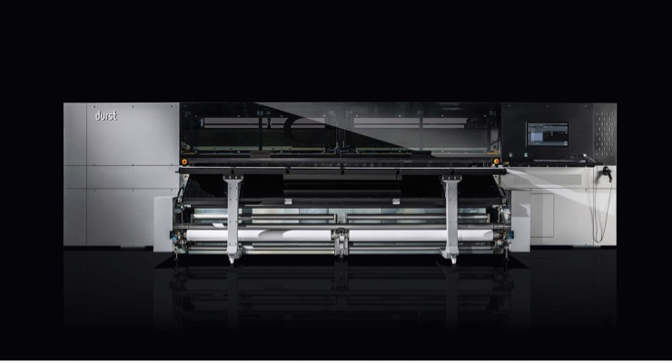 Shaw PPC Design Adds Durst P5 350