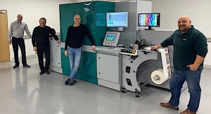Spectrum Digital Labels installs Dantex PicoJet 330
