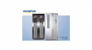 Olympus Releases ScopeLocker Endoscope Storage Cabinet