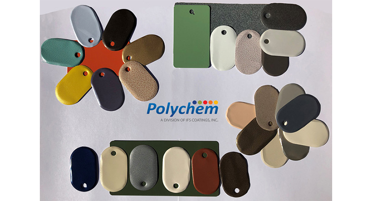 Polychem Powder Launches 2021-22 Color Trend Palettes