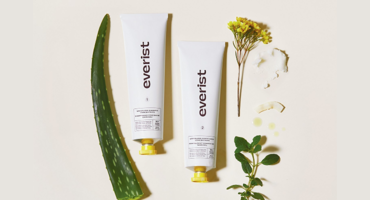 Everist Rolls Out Waterless Shampoos & Conditioners