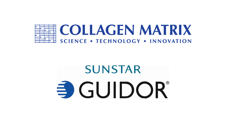 Collagen Matrix Acquires Guidor Business from Sunstar