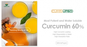 CuminUP60®: Most Potent and Water Soluble Curcumin 60