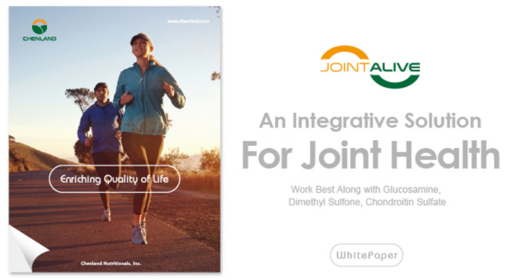 JointAlive®: Premier Joint Support Solution with Clinically-Proven Formula