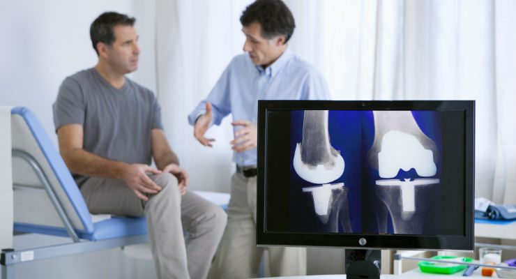 Total Joint Replacement and the Impact on Future Falls in Osteoarthritis Patients