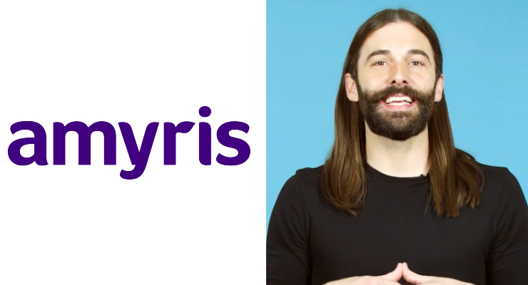 Amyris Partners with Jonathan Van Ness